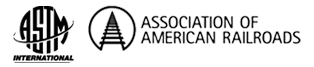 Affiliated with ASTM International & Association of American Railroads