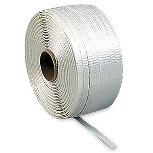 "1/2"" Woven Poly Cord Strapping Short Roll"