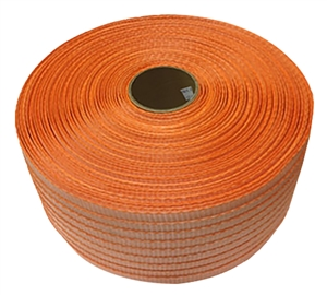 "1"" x 2500' Heavy Duty Woven Poly Cord Strapping"