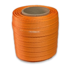 "5/8"" x 250' Heavy Duty Woven Poly Cord Strapping"