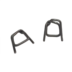 "1/2"" Notched RD Wire Strapping Buckles 100 pcs."