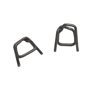 "1/2"" Notched RD Wire Strapping Buckles 1000/Box"