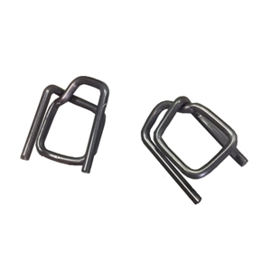 "5/8"" Notched Phos Wire Strapping Buckles"