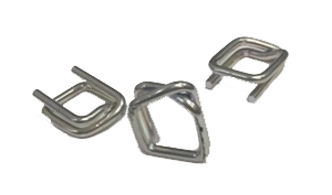 "3/4"" HD Galvanized Steel Strapping Buckles"