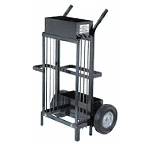 Heavy Duty Multi-Coil Steel Strapping Cart