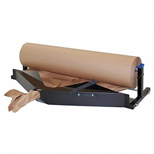 Horizontal Table Top and Wall Mountable Paper Crumpler