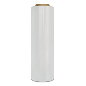 "Stretch Film 18"" x 1500', 90 gauge, Cast Stretch Film"
