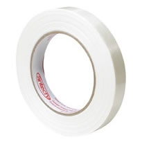 "1/2"" x 60 yds. 4.5 Mil General Purpose Filament Tape"