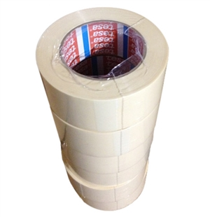 "2"" X 60 yds Ivory Tesa Tensilised Polypropylene Tape"