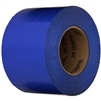 "Blue 4"" x 180' Heat Shrink Tape"