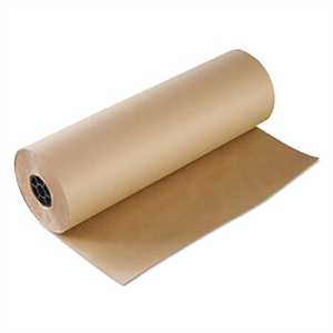 "30# Recycled Natural Kraft Paper 24"" x 1200'"