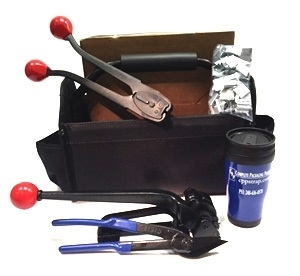 "3/4"" Portable Steel Strapping Kit"