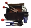 "5/8"" Portable Steel Strapping Kit for Flat Pkg."